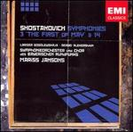 """Shostakovich: Symphonies Nos. 3 """"The First of May"""" & 14"""