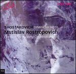 Shostakovich: Symphony No. 11 - London Symphony Orchestra; Mstislav Rostropovich (conductor)