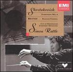 Shostakovich: Symphony No. 4; Britten: Russian Funeral