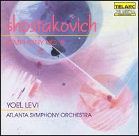 Shostakovich: Symphony No. 8 - Atlanta Symphony Orchestra; Yoel Levi (conductor)
