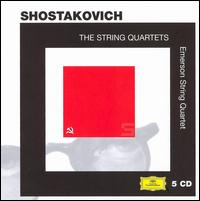 Shostakovich: The String Quartets - Emerson String Quartet