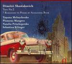 Shostakovich: Trio No. 2; 7 Romances to Poems by Alexander Blok