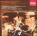 Shostakovich: Violin Concerto No. 1 & 3 Duets; Glazunov: Violin Concerto