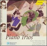 Shostakovich, Weinberg: Piano Trios