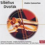 Sibelius, Dvor�k: Violin Concertos