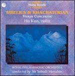 Sibelius & Khachaturian: Violin Concertos