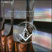 Sibelius: Masonic Ritual Music - Hannu Jurmu (tenor); Harri Viitanen (organ); Mika Pohjonen (tenor); Pauli Pietilainen (organ);...