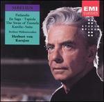 Sibelius: Op. Nos. 2, 9, 11, 26 & 112