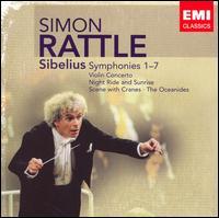 Sibelius: Symphonies 1-7 - Nigel Kennedy (violin); Simon Rattle (conductor)