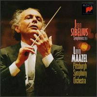 Sibelius: Symphonies Nos. 2 & 6 - Pittsburgh Symphony Orchestra; Lorin Maazel (conductor)