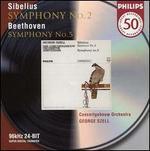 Sibelius: Symphony No. 2; Beethoven: Symphony No. 5