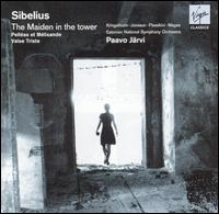 Sibelius: The Maiden in the Tower; Pelléas et Melisande; Valse Triste - Garry Magee (baritone); Lars-Erik Jonsson (tenor); Lilli Paasikivi (mezzo-soprano); Solveig Kringelborn (soprano);...