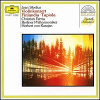 Sibelius: Violinkonzert; Finlandia; Tapiola - Christian Ferras (violin); Berlin Philharmonic Orchestra; Herbert von Karajan (conductor)