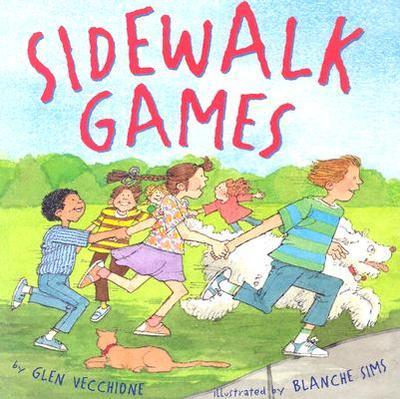 Sidewalk Games - Vecchione, Glen