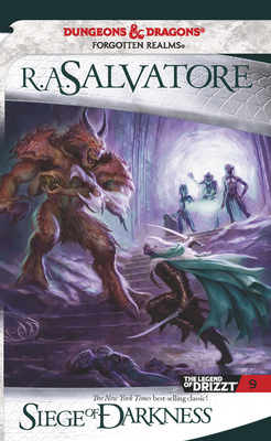 Siege of Darkness - Salvatore, R.A.