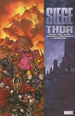 Siege Thor - Gillen, Kieron (Text by)