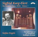Sigfrid Karg-Elert: The Complete Organ Works, Vol. 1