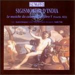 Sigismondo d'India: Le musiche da cantar solo, Libro 5