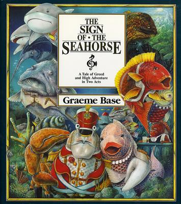 Sign of the Seahorse - Base, Graeme