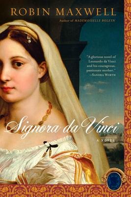Signora Da Vinci - Maxwell, Robin