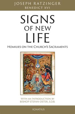 Signs of New Life - Ratzinger, Joseph