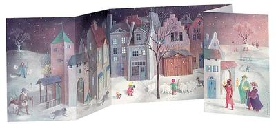 Silent Night Advent Calendar - Schroeder, Binette (Author)