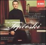 Simon Trpceski Plays Tchaikovsky, Scriabin, Stravinsky, Prokofiev
