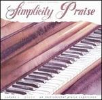 Simplicity Praise, Vol. 1: Piano