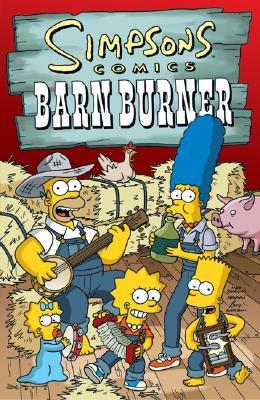 Simpsons Comics Barn Burner - Groening, Matt