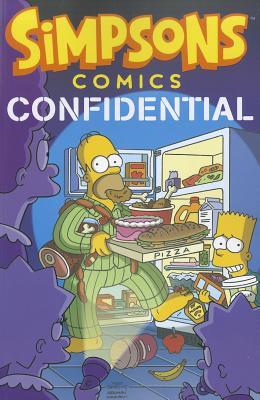 Simpsons Comics Confidential - Groening, Matt