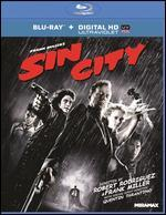 Sin City [Unrated] [Includes Digital Copy] [UltraViolet] [Blu-ray]