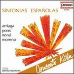 Sinfonias Espa�olas