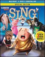 Sing [Blu-ray/DVD] [2 Discs]