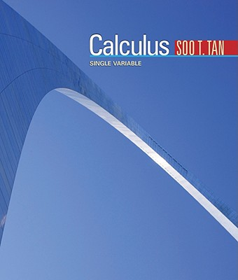 Single Variable Calculus - Tan, Soo T