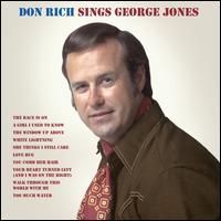 Sings George Jones - Don Rich