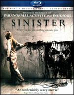 Sinister [Includes Digital Copy] [Blu-ray] - Scott Derrickson