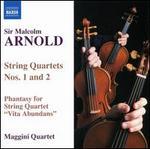 Sir Malcolm Arnold: String Quartets Nos. 1 & 2