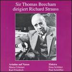 Sir Thomas Beecham Conducts Richard Strauss