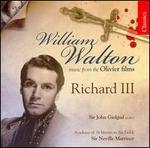 Sir William Walton's Film Music, Vol. 4 - Ian Watson (harpsichord); John Gielgud (speech/speaker/speaking part); Academy of St. Martin-in-the-Fields; Neville Marriner (conductor)