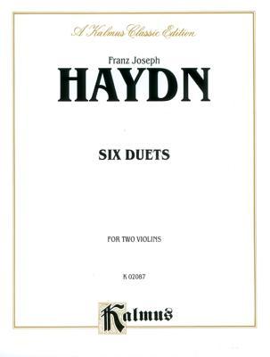 Six Duets - Haydn, Franz Joseph (Composer)