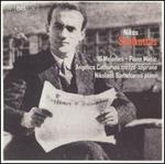 Skalkottas: 16 Melodies; Piano Music; etc.