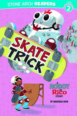 Skate Trick - Suen, Anastasia