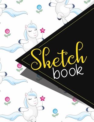 Sketchbook: Sketch Book, Blank Sketchbook, Kid Sketch Book, Sketch Diary Book, Sketches Book, Cute Paris Cover. 8.5 x 11 - Publishing, Rogue Plus