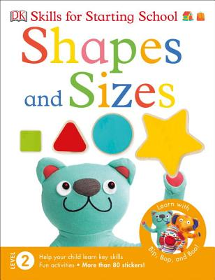 Skills for Starting School Shapes and Sizes - DK