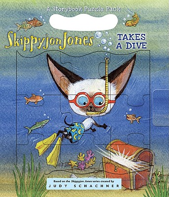 Skippyjon Jones Takes a Dive - Schachner, Judy (Creator)