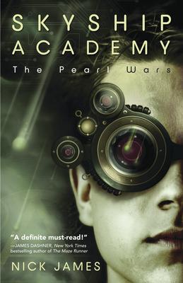 Skyship Academy: The Pearl Wars - James, Nick, Professor