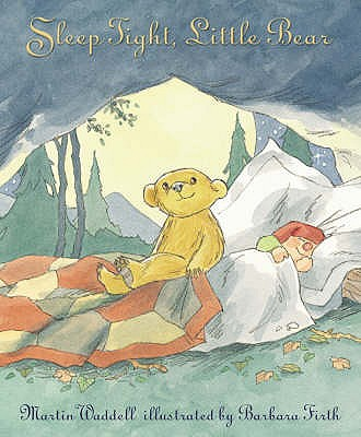 Sleep Tight, Little Bear - Waddell, Martin