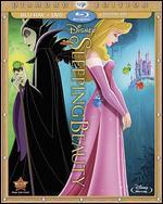 Sleeping Beauty [Diamond Edition] [2 Discs] [Blu-ray/DVD] - Clyde Geronimi; Eric Larson; Les Clark; Wolfgang Reitherman
