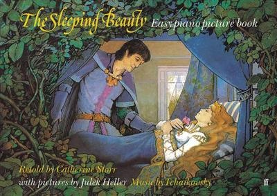 Sleeping Beauty: Easy Piano Picture Book - Storr, Catherine, and Tchaikovsky, Peter Ilyich (Composer)