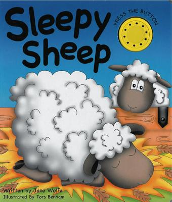 Sleepy Sheep - Wolfe, Jane